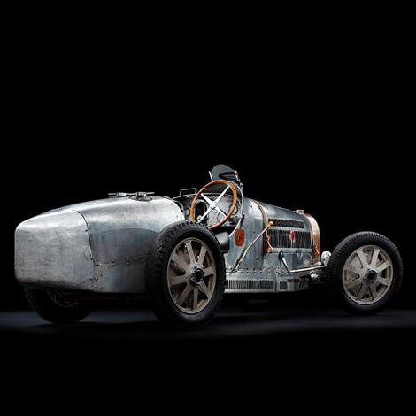 Bugatti 51 Grand Prix, 1931