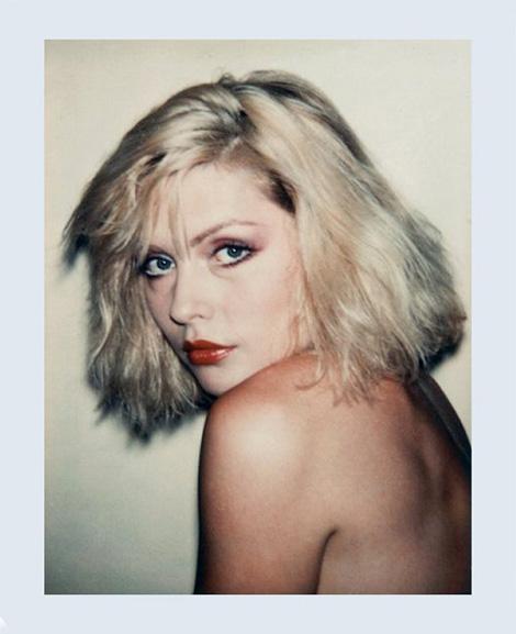 Debbie Harry x Warhol