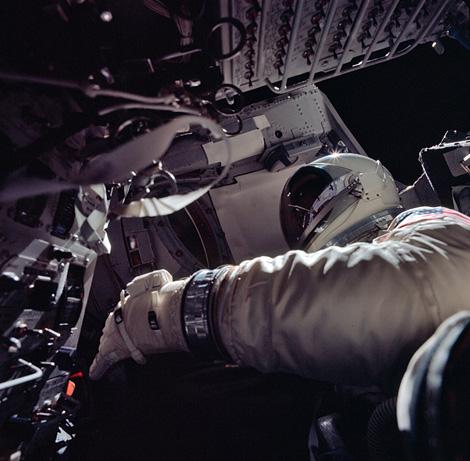 NASA Gemini photo