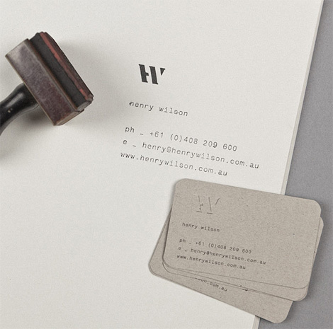 Henry Wilson identity by Maud