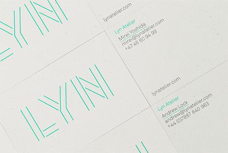Lyn Atelier identity