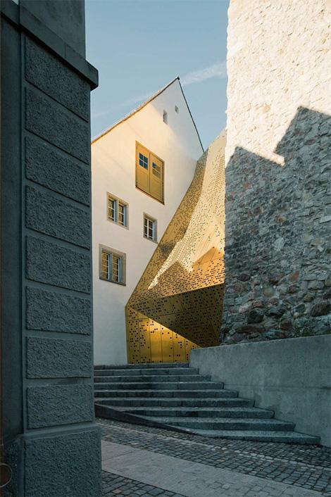 mlzd: Rapperswil-Jona municipal museum