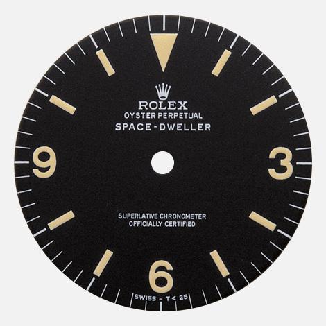 Rolex Space Dweller