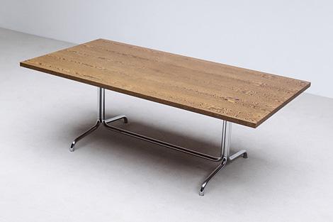 1970's Wenge table