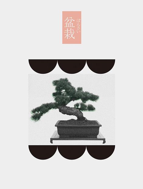 Yohey Goto: Bonsai poster