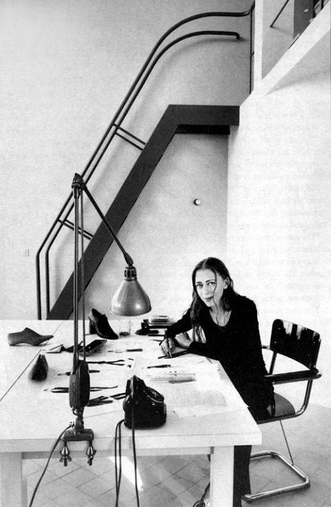 Anne Demeulemeester x Le Corbusier