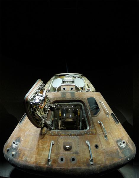 Apollo One capsule