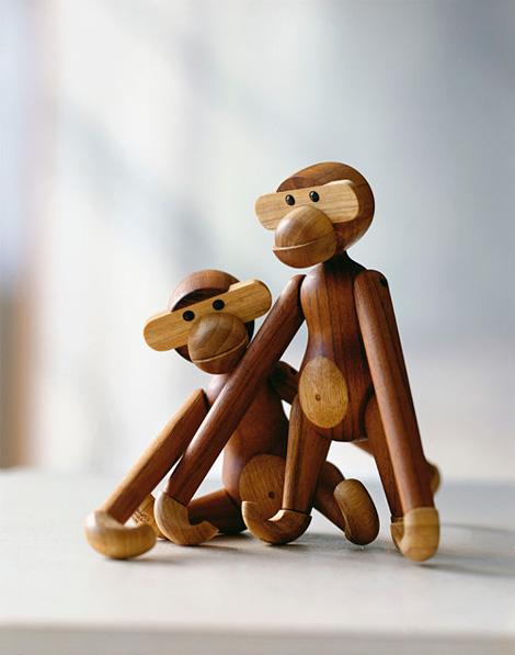 Kay Bojesen monkeys