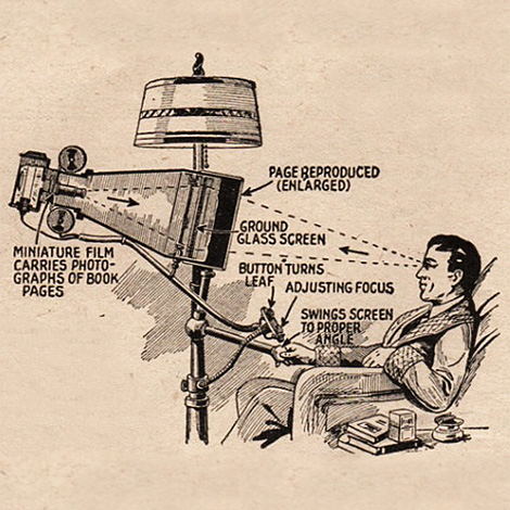 The bookreader of the future