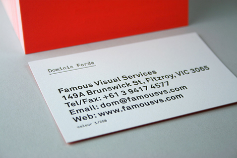 Famous Visual Services