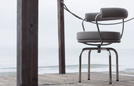 LC7 Outdoor Chair