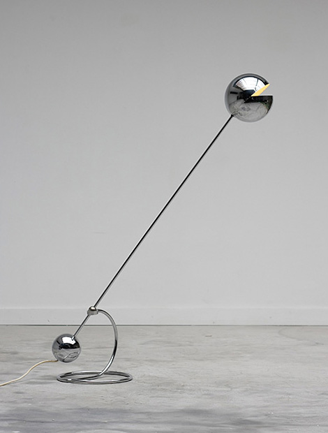 "Paolo Tilche ""3S"" floor lamp"