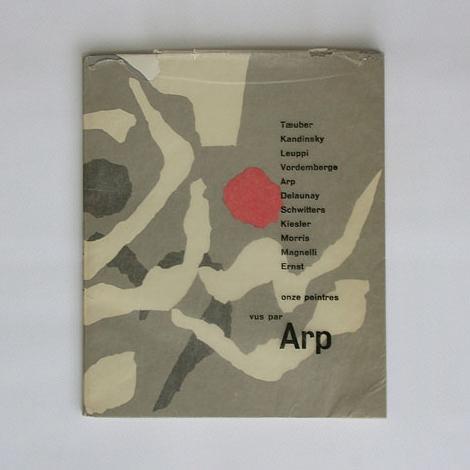 Jean Arp: onze peintres vus par Arp