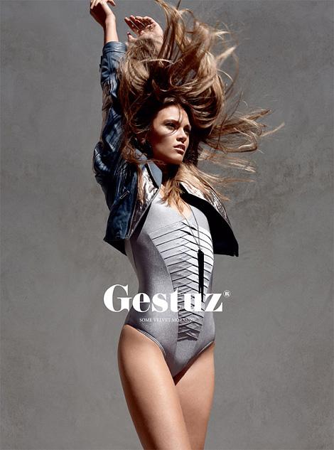 Gestuz SS10 campaign