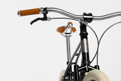 Budnitz Bicycles No. 3 Honey Special Edition