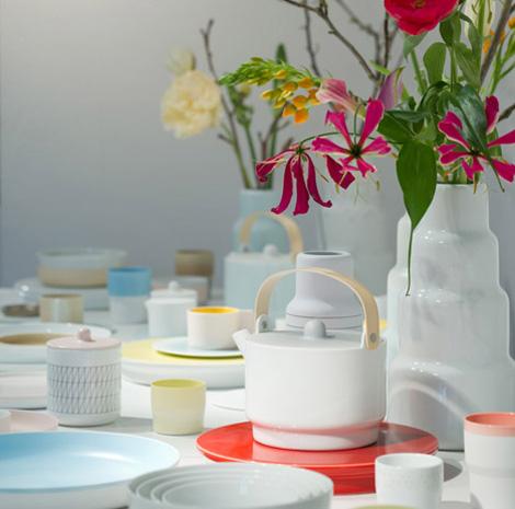Colour Porcelain Collection