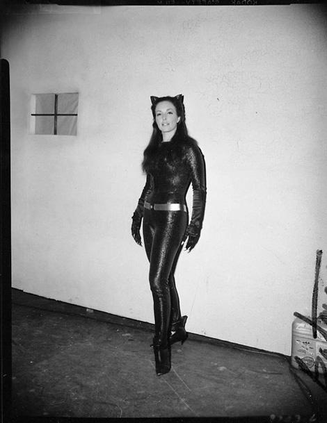 Catwoman's stunt double