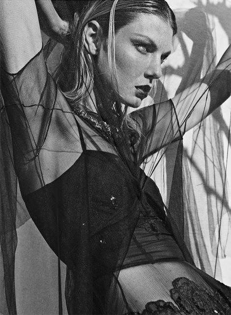 Angela Lindvall by Koray Birand