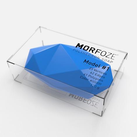 MORFOZE polyhedron poap