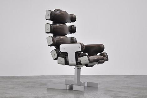 Vertebre Rib Chair