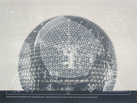 Buckminster Fuller and the Bay Area