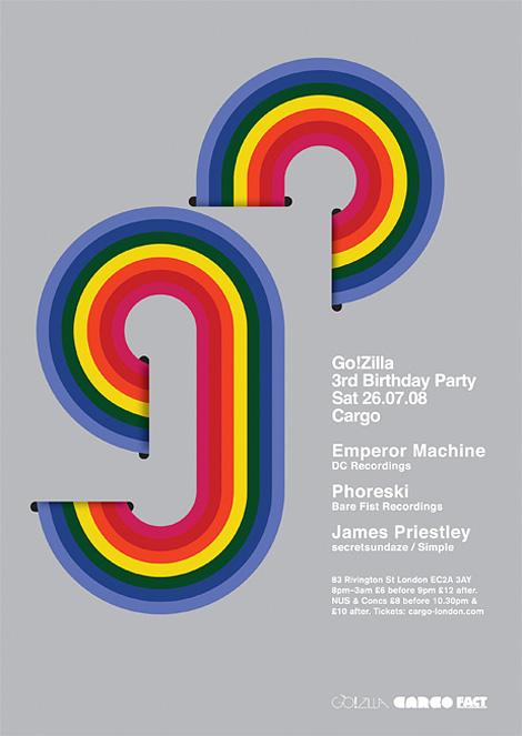 Go!Zilla Poster