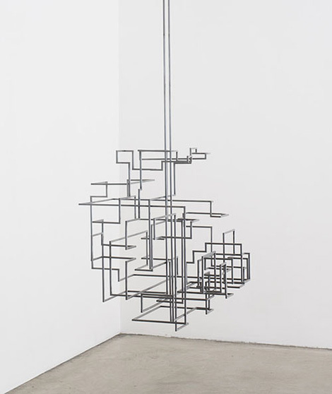 Antony Gormley: Facts and Systems