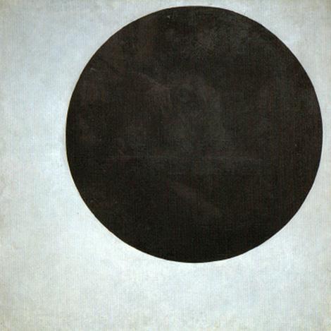 Kasimir Malewitsch: Black Circle