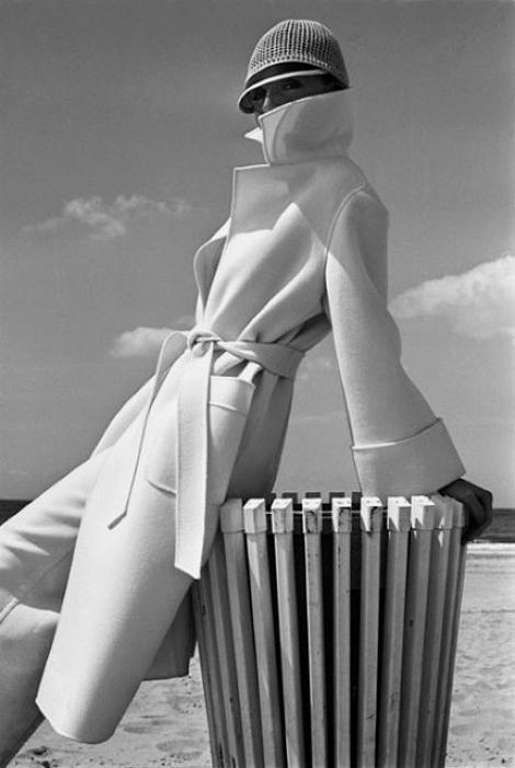 Brian Duffy : French Elle 1975