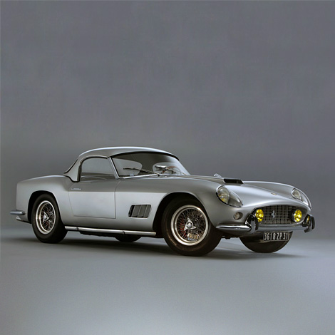 1959 Ferrari 250 GT California Spyder