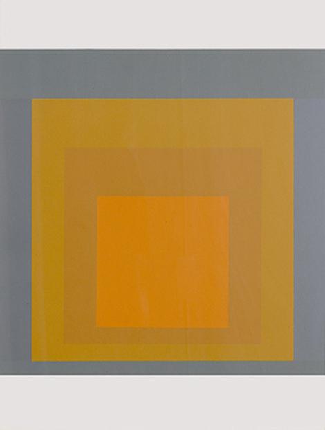 Josef Albers: Formen der Farbe