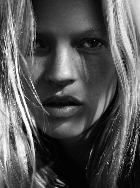 Kate Moss x David Sims