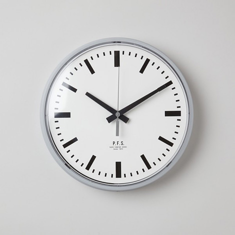 Pacific Furniture Service wall clock