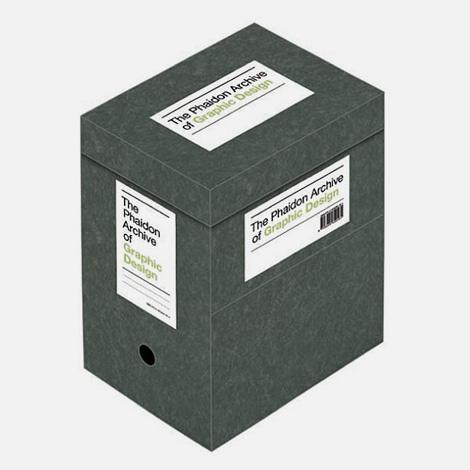 Phaidon Archive of Graphic Design