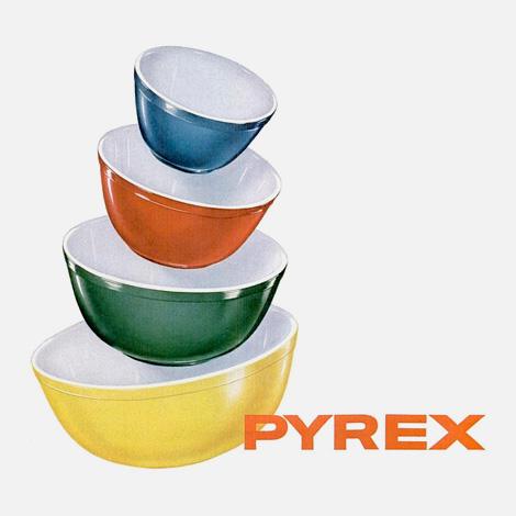 Pyrex 1955