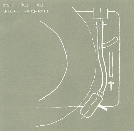 Dieter Rams sketch