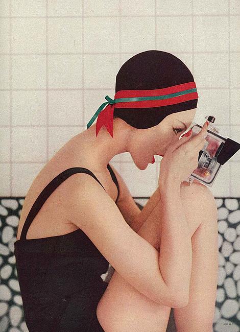 Richard Rutledge: Vogue 1956