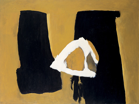 Robert Motherwell: Afternoon in Barcelona