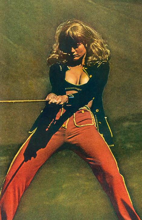 Helmut Newton for US Vogue 1972