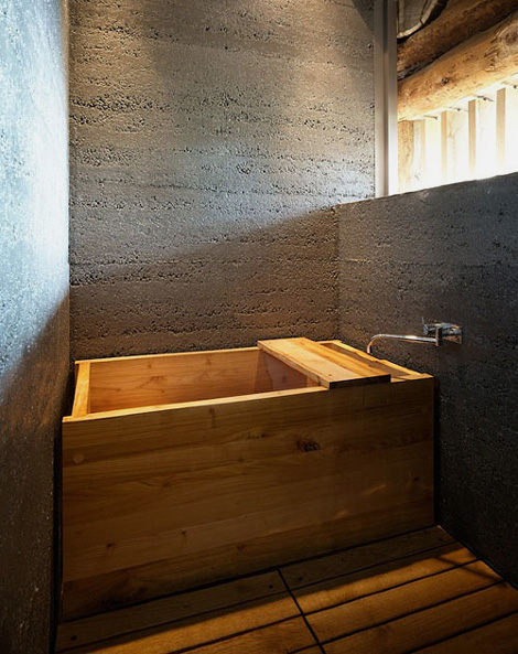 Swiss barn conversion