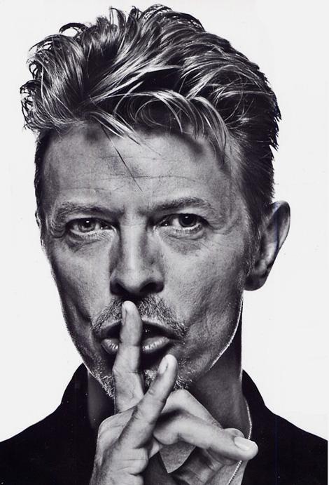 `David Bowie x Gavin Evans