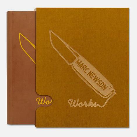 Marc Newson monograph