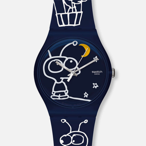 Moby x Swatch