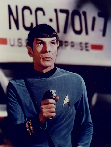 Thank Spock it's Friday