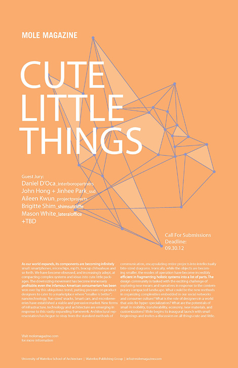 Mole Magazine: Cute Little Things