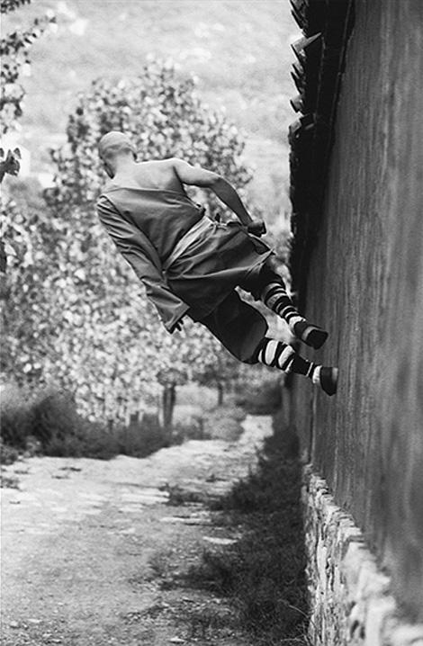 Tomasz Gudzowaty: Shaolin