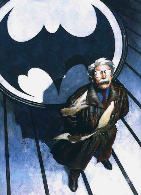Bat Signal #2