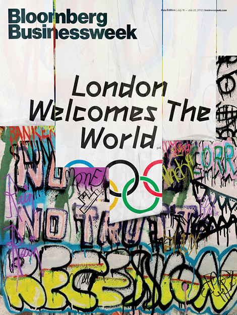 Bloomberg: London Welcomes The World