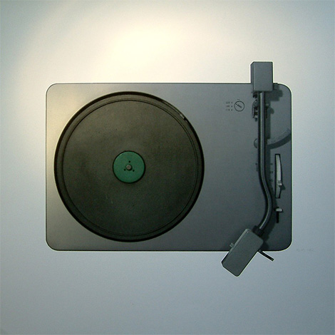 Braun lithographic print