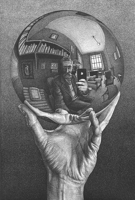 Escher Sphere redux